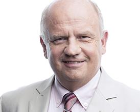 Martin Richenhagen, diretor, presidente e CEO da AGCO