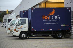 Caminhões RG LOG 3