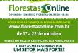 Chegou o Florestas Online – O Primeiro Congresso Florestal Online do Brasil