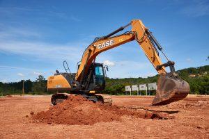 escavadeira-cx180c