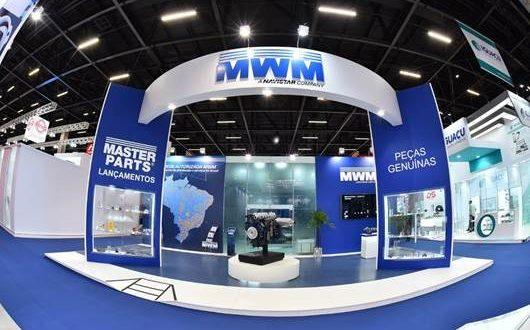 MWM celebra a produção de 100.000 motores MAN D08