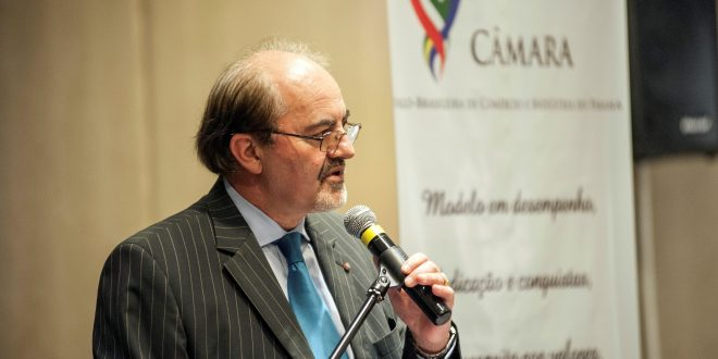 Agriworld entrevista Francesco Pallaro – Presidente da Italocam