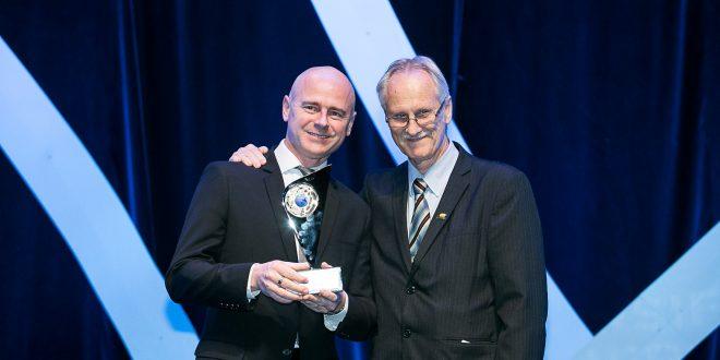 Vipal Borrachas conquista Prêmio Exportação 2017 na categoria Diversificação de Mercados