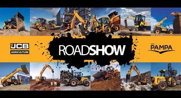 Pampa JCB realiza primeiro Road Show