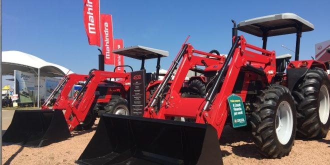 Mahindra amplia portfólio e lança linha de implementos agrícolas
