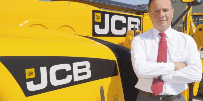 JCB do Brasil anuncia diretor de Pós-Vendas Brasil e América Latina
