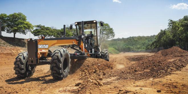 CASE é apontada como melhor marca de máquinas de construção