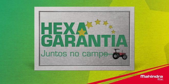 Mahindra Brasil lança Hexa Garantia em toda linha de tratores