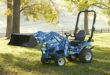 Trator de 25 cv é o destaque da LS Tractor na Hortitec 2018