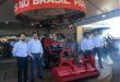 Mahindra apresenta em primeira mão protótipo do primeiro trator fruteiro da marca no mundo
