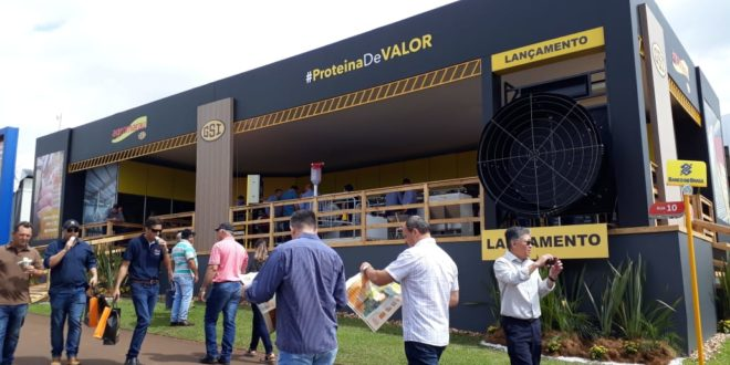 GSI participa do Show Rural Coopavel 2019