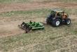 Subsolador auxilia produtor na descompactação do solo no canavial