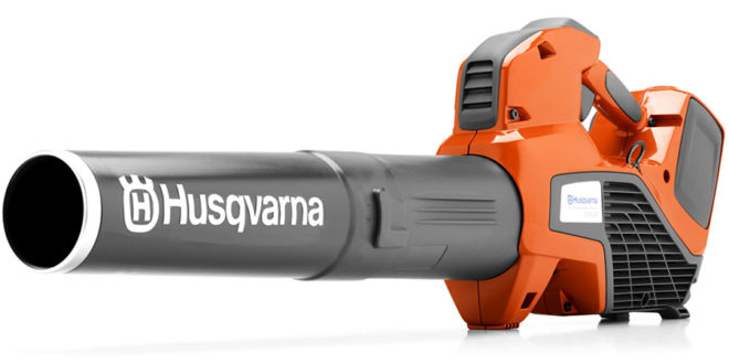 Husqvarna apresenta produtos na Hortitec 2019