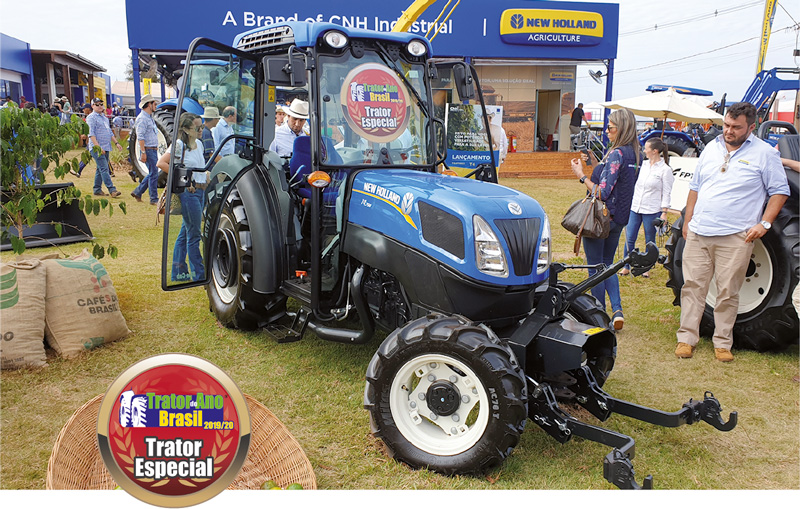 New Holland T4.75 N