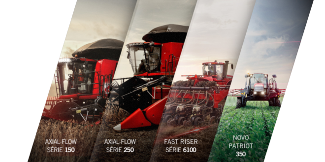 Case IH – Red Power Show com a dupla sertaneja Bruno e Marrone