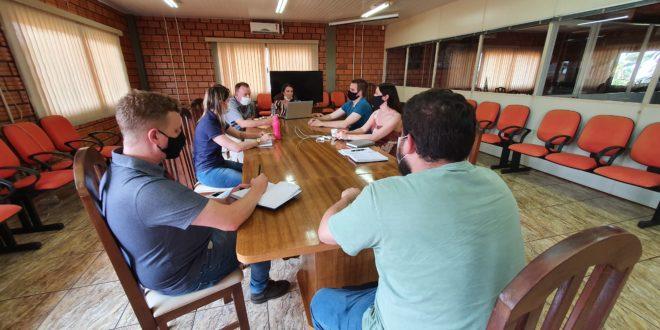 Organizadores se reúnem para formatar o Show Rural de 2021
