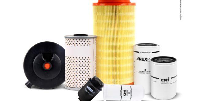NEXPRO lança kits de manutenção para máquinas de construção da CNH Industrial