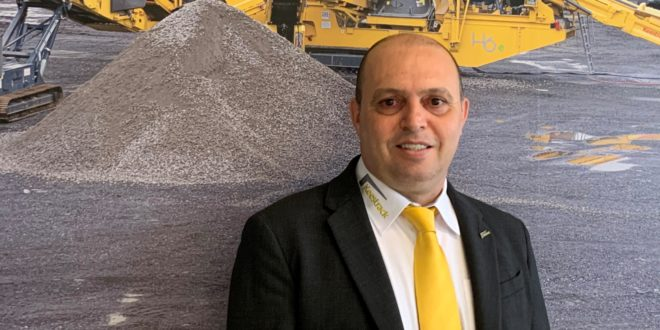 "Roberto Lopes, CEO Goldoni – Keestrack: ""Foram as sinergias que trouxeram a Keestrack para este mercado"""